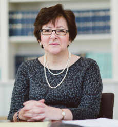 Gabrielle Jan Posner, Barrister and Recorder, Trinity Chambers, Chelmsford