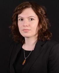 Maria Wright, PhD student at the University of Bristol and Solicitor (Non-practising)