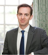 Dr Rob George, barrister, Harcourt Chambers